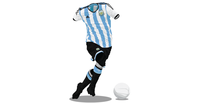 Argentina – World Cup 2014 Finalists
