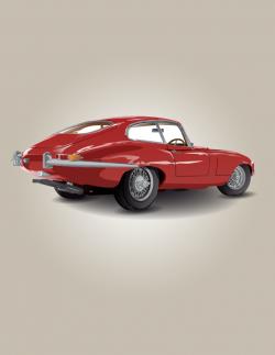 Jaguar E-Type Series 1 (1961-1968)