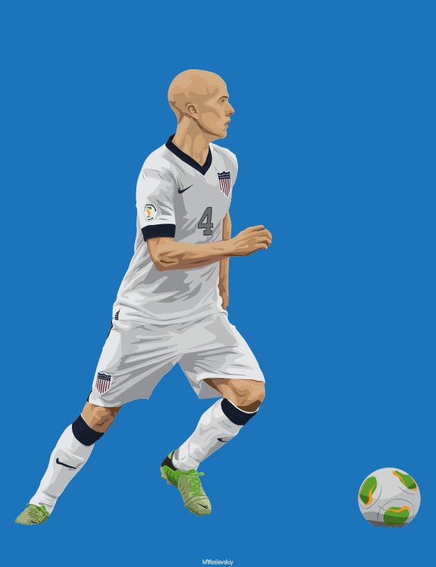 Michael Bradley – USMNT – United States Men's Soccer Team.