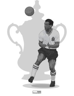 Nat Lofthouse – Bolton Wanderers 1958
