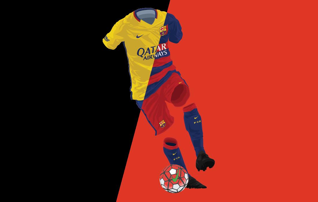 Mark Yesilevskiy ESPN FC Barcelona 2014-15