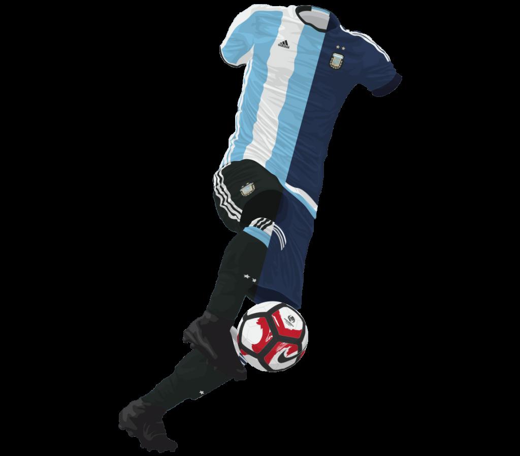 ESPN Copa America 2016 kits